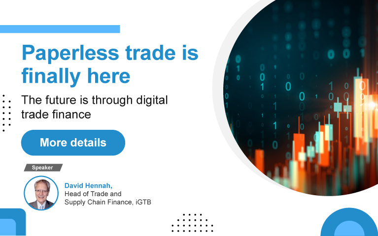 PAPERLESS TRADE IS FINALLY HERE